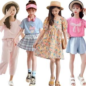 체리주니어/7A 여아의류 초등아동옷 상하복세트청바지