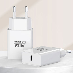 프라임 PD 18W 급속 가정용 핸드폰 충전기 어댑터