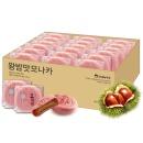 왕밤맛 모나카 27개입 810g 1박스 옛날과자