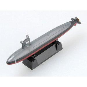 1/700 JMSDF SS Harushio 잠수함 피큐어 군함 디오라