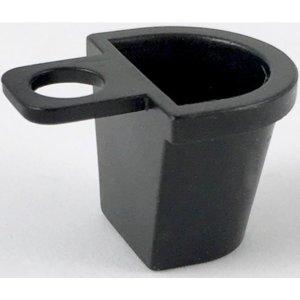 소품/Container D-Basket 4523 Black 중고