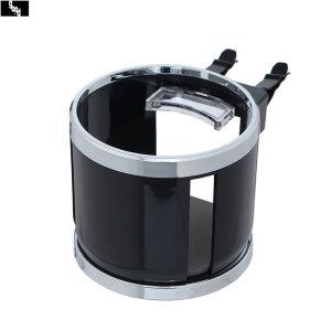 자동차 송풍구 컵홀더 차량용 음료 받침대 커피 거치
