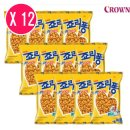 대용량 과자세트/죠리퐁 198gX12개/어린이간식시리얼