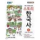 EBS 스토리한국사 1 : 고대~조선 전기   편집부