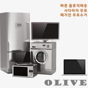 비스포크 냉장고 키친핏  RF60A91D1AP 화이트 올리브