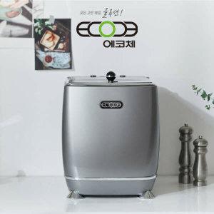 에코체 음식물처리기 메탈실버(ECC-800)