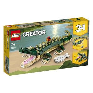 레고 크리에이터 악어 31121 3in1 레고블럭 블록조립