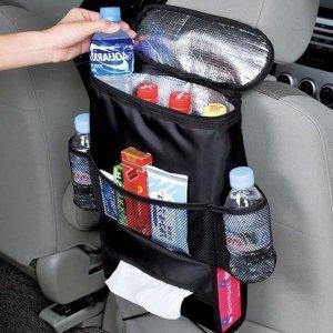 차량용 보냉백 포켓 아이스 박스 가방 쿨러백