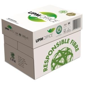 유피엠 오피스(UPM) 80g A4  복사용지 2BOX (5000매)