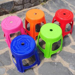야외 보조의자 플라스틱의자 야외의자 캠핑의자