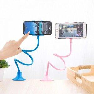 책상 침대 핸드폰 휴대폰 스마트폰 자바라 거치대 코