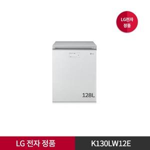 LG 1등급 소형 김치냉장고 128L 김치톡톡 K130LW12E