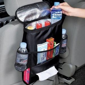 자동차 뒷좌석 보온보냉 가방 쿨러백 아이스백 자동차