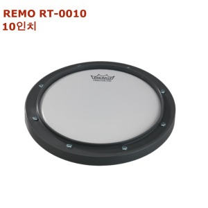 REMO RT-0010 RT0010 레모 가죽 연습패드 10인치