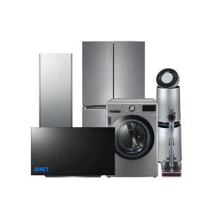 삼성전자 양문형 냉장고 846 L RS84T5071SL DINET