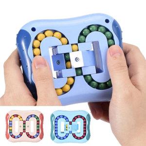 회전 매직빈 피젯 큐브 스피너 매직 퍼즐 집중력 향상