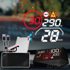 카포스 티허드 T HUD 헤드업 디스플레이 네비 GPS b