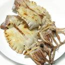 반건조오징어 피데기 오징어 파품 1kg 국내산 상처구멍