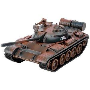소련 T55 궤도 전차 탱크 모형 다이캐스트 피규어