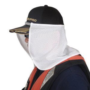 국산 모자 햇빛가리개 낚시 자외선차단 캡선가드