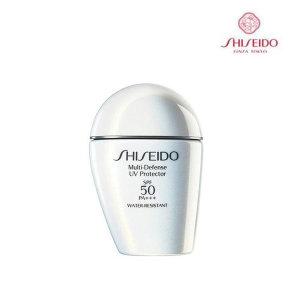 시세이도 멀티 디펜스 UV 프로텍터 30ml (SPF50)