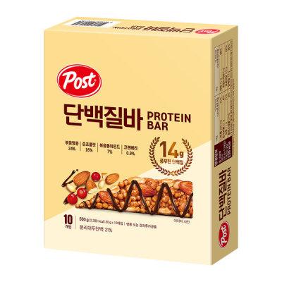 [포스트] 포스트 단백질바 500g