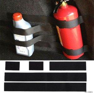 차량용 수납 트렁크 정리함 밴드 벨크로 테이프