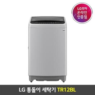[통돌이] LG통돌이 TR12BL 일반세탁기 12kg /설치배송