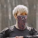 나스카 페이스 커튼 마스크-땀흡수 자외선차단