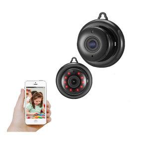 초소형 감시카메라 CCTV IP 보안카메라 스마트폰연동
