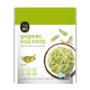 발효 유산균 코코넛칩 건강간식 알싸 와사비맛 40g