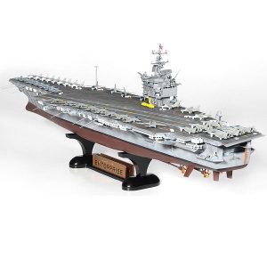 아카데미과학 1/600 미해군 엔터프라이즈CVN-65 14400