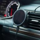 카몽 차량용 맥세이프 고속 무선 충전기 아이폰12