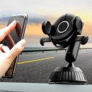OMT 차량용 1초거치 원터치 휴대폰 거치대 OSA-208Z