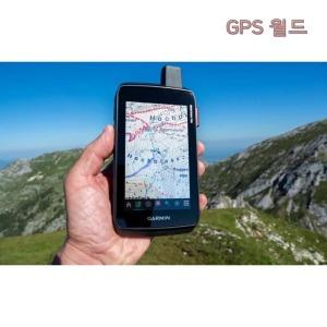 해외 - 한글화 가민 몬타나 카메라 750i 위성문자 GPS