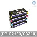 C2100 C3210 재생토너 CT350485 - CT350488 4색1세트