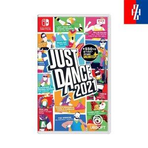 닌텐도 스위치 저스트 댄스 2021 한글판