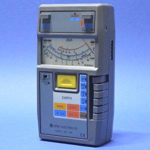 다다 테스터 절연접지겸용 MET-500 절연저항계 6가지