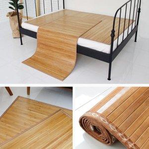 대나무자리 대나무 돗자리 카페트 대자리 140x190cm