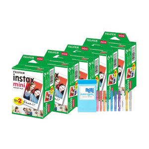 미니필름 10팩(100장)폴라로이드 필름 + 선물 증정