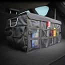 옥스포드 접이식 트렁크정리함/대형/블랙(1P) 하드타입