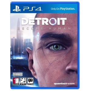 PS4 디트로이트 비컴 휴먼 한글판 / Greatest Hit