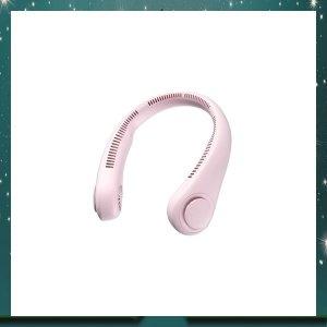 (핑크)넥밴드 목 선풍기 목걸이 목에거는 목 풍기 넥