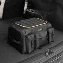 블랙에디션 벨르 자동차 트렁크정리함 수납 포켓형 55L