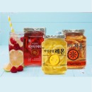 아임생생과일청(레몬550g+자몽550g+레몬라즈베리500g)