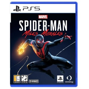 PS5 스파이더맨 마일즈 모랄레스 한글판