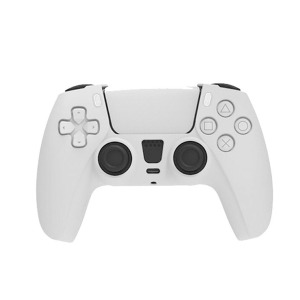 PS5 듀얼센스 무선컨트롤러 실리콘 커버 /화이트(벌크)