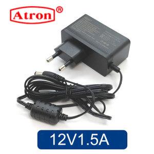 아답터 12V1.5A 고품질 LED CCTV  어댑터