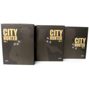 CITY HUNTER 시티헌터 완전판 박스세트 (vol.1~3권)세트  호조 츠카사