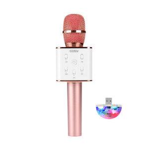 블루투스 마이크+미러볼 무료제공 SP3235MKBT /핑크